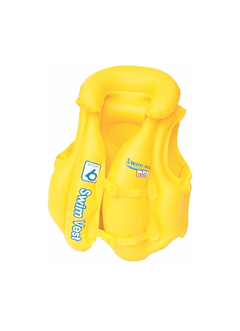 CHALECO SALVAVIDAS STEP B SWIMSAFE BESTWAY