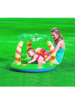 INFLABLE FRIENDLY JUNGLE PLAY POOL BESTWAY - comprar online
