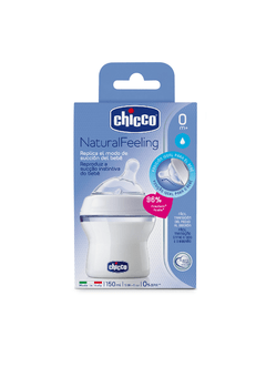 BIBERON CHICCO NATURAL FEELING 0+ en internet