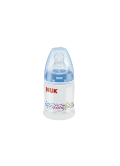 BIBERON NUK FIRST CHOICE AZUL 150ML