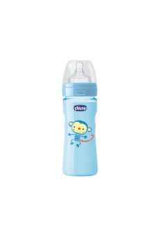 BIBERON CHICCO WELL-BEING BOY 250