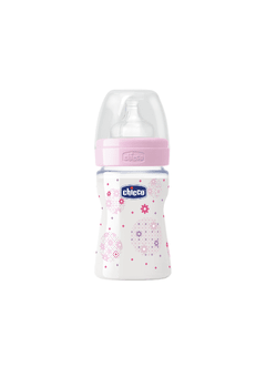 BIBERON CHICCO WELLBEING GIRL 150 ML