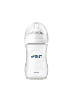 BIBERON AVENT NATURAL x260ml.