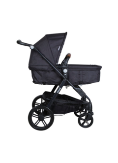 COCHE TRAVEL SYSTEM INFANTI CLOUD CON MOISES DARK - TinyBaby Argentina