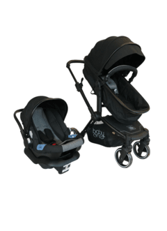 COCHE + CARRIER BABYONE PATRIOT
