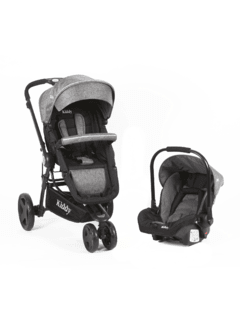 COCHE + CARRIER KIDDY COMPASS PLUS - comprar online