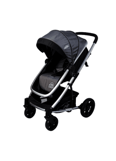 COCHE TR/SYS DUCK ONIX COLOR GRIS - TinyBaby Argentina