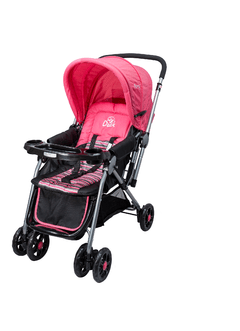 COCHE TR/SYS DUCK PARTY ROSA - comprar online