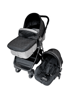 COCHE TR/SYS DUCK PUMBA NEGRO