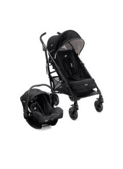 COCHE + CARRIER JOIE BRISK BLACK