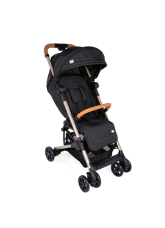 COCHE CHICCO MIINIMO2 C/B BAR PURE BLACK