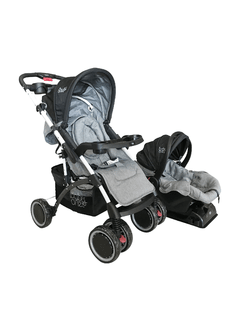 COCHE + CARRIER BABYONE TREND PRO