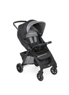 COCHE TR. SYS CHICCO KWIK ONE JET BLACK - comprar online