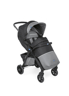 COCHE TR. SYS CHICCO KWIK ONE JET BLACK en internet
