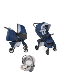 COCHE TR. SYS CHICCO KWIK ONE BLUEPRINT