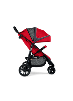 COCHE + CARRIER JOIE LITERAX 3 RED en internet