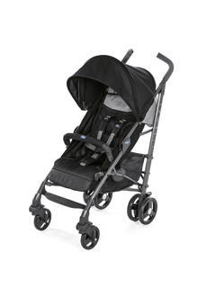 PARAGUAS CHICCO LITE WAY 3 JET BLACK