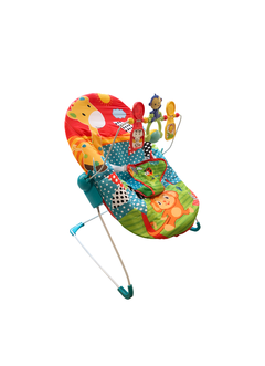 MECEDORA BOUNCER FITCH ROJA DE BABYONE