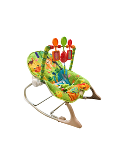 MECEDORA BOUNCER FITCH BEIGE DE BABYONE