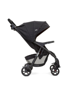 COCHE TRAVEL SYSTEM JOIE MUZE COAL + CARRIER - TinyBaby Argentina