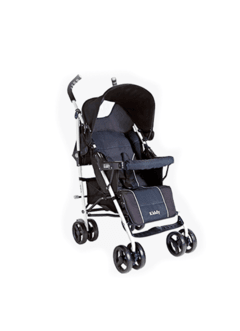 PARAGÜITAS KIDDY ALLEGRO PLUS NEGRO