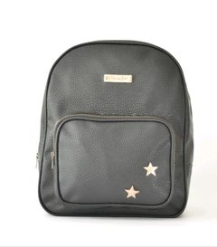 Mochila Star Pocket Black