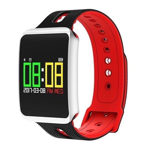 61032b4bc8d Smartwatch Relógio Eletrônico OLED Pró ...