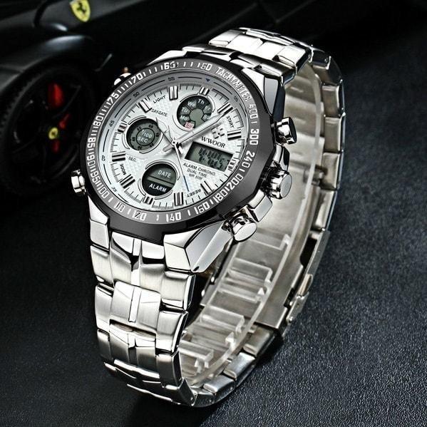 05df805cd53 ... Relógio Wwoor Business Lux - Overkout ...