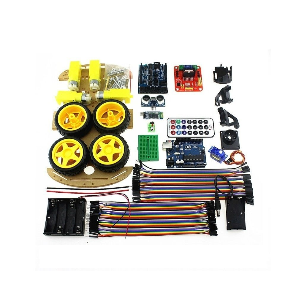 Smart Robot Car Kit - comprar online
