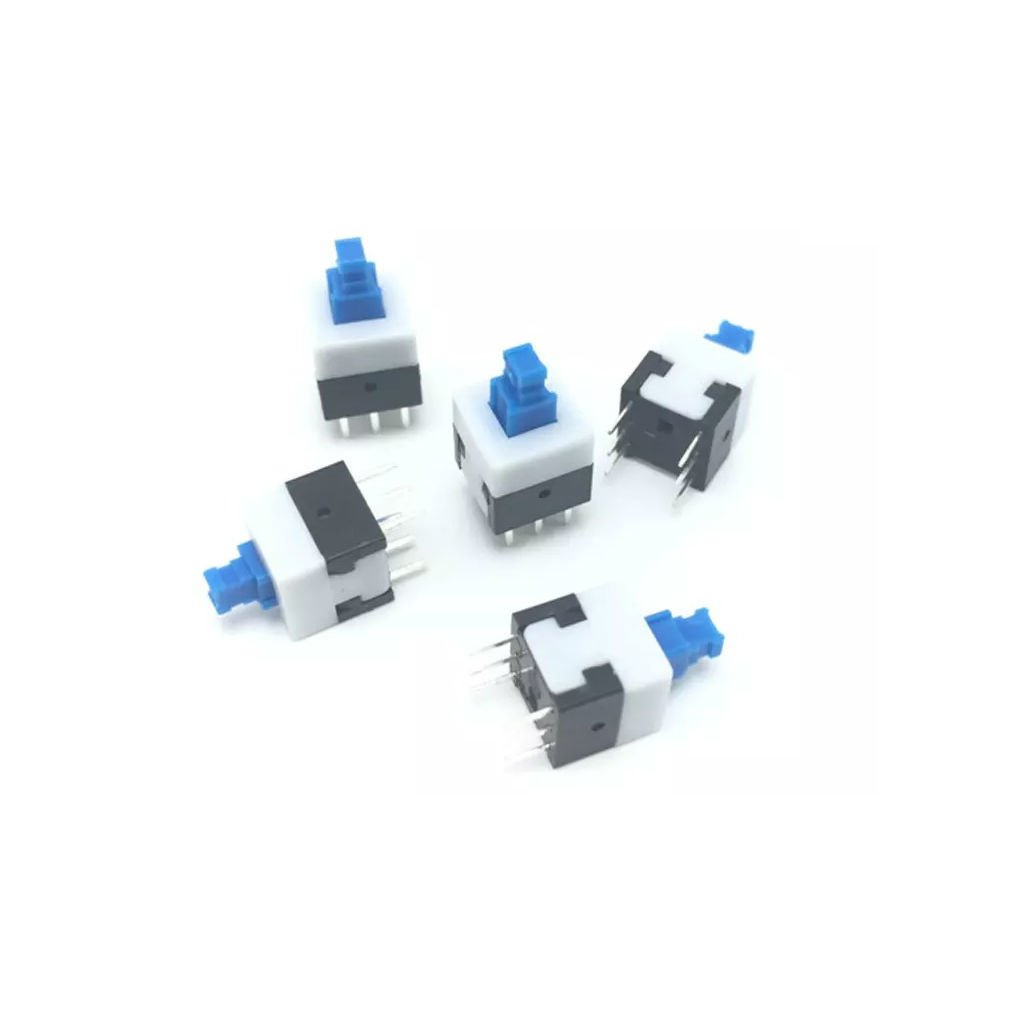 Button Switch 6 pin 8x8