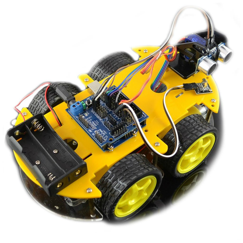 Smart Robot Car Kit