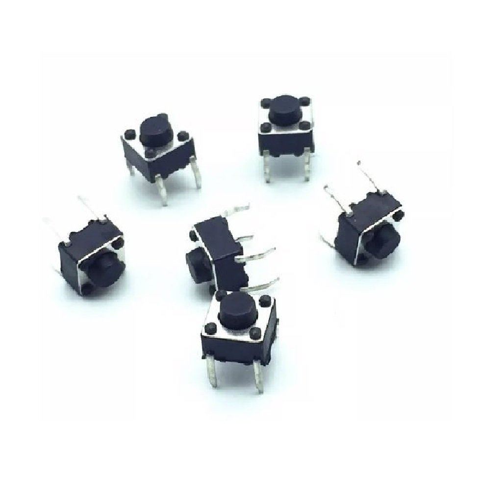 Button Switch 6x6x5