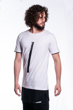 CAMISETA LONG ADR CLTNG BLACK/WHITE - comprar online