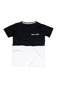 CAMISETA LONG ADR CLTNG METADE - ADR Clothing