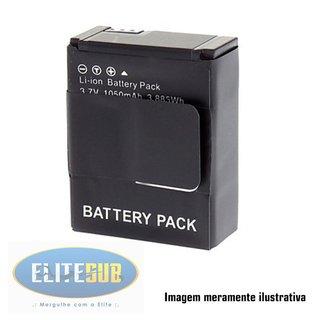 Bateria Para Câmera Go Pro Hd Hero 3 Lit......