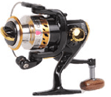 REEL SG METAL Rat 5.1:1; 6 RULEMAN; 0,25mm/125mts 1000 - comprar online