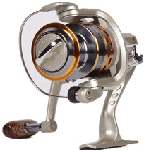 REEL SG METAL Rat 5.1:1; 6 RULEMAN; 0,25mm/125mts 1000