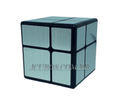 Mirror Blocks 2x2 Qiyi Prata