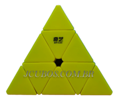 Pyraminx Qiyi QiMing Stirckerless