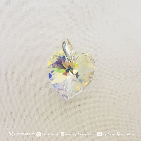 CORAZON SWAROVSKI 18 MM