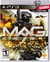 MASSIVE ACTION GAME: MAG