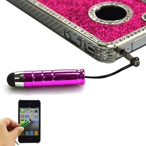 Caneta Touch Tela Capacitiva Stylus Iphone Ipad Galaxy* - Osgueshop