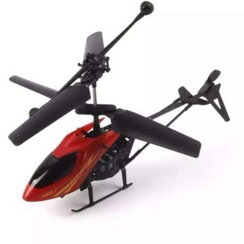 Mini Helicoptero Rc 901