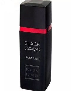 Black Caviar Paris Elysees Masculino 100ml Original - comprar online