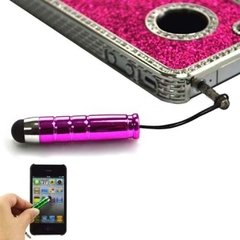 Mini Caneta Touch Tela Capacitiva Stylus Iphone Ipad Galaxy*