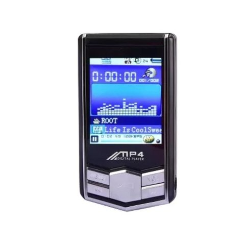 Mp3 Mp4 Music Player Tela Lcd De1.8 polegadas Gravador De Voz