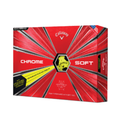 Chrome Soft Truvis Amarilla