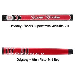 Odyssey O-Works Red 2-Ball Fang S