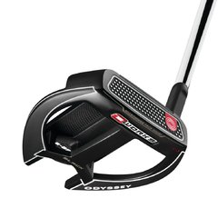 Odyssey O-Works Black 2-Ball Fang S - comprar online
