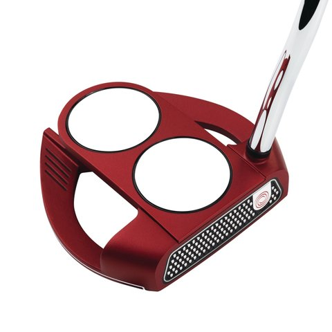 Odyssey O-Works Red 2-Ball Fang